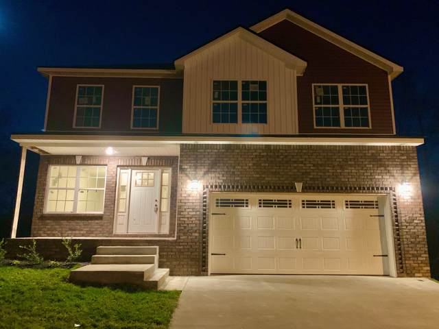 138 Timbersprings, Clarksville, TN 37042 (MLS #RTC2094930) :: REMAX Elite