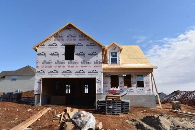 276 Timber Springs, Clarksville, TN 37042 (MLS #RTC2096736) :: Village Real Estate