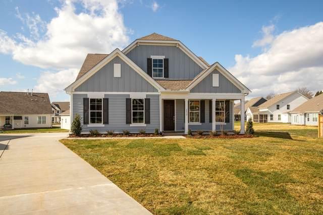3432 Chinoe Drive- Lot 109, Murfreesboro, TN 37129 (MLS #RTC2109714) :: REMAX Elite