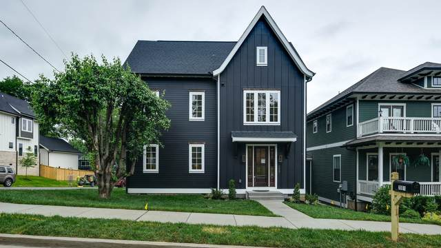 2001 Eastside Ave, Nashville, TN 37206 (MLS #RTC2114917) :: Stormberg Real Estate Group