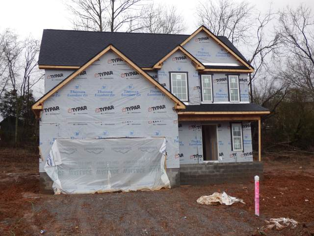504 Woodtrace Dr, Clarksville, TN 37042 (MLS #RTC2116418) :: The Matt Ward Group