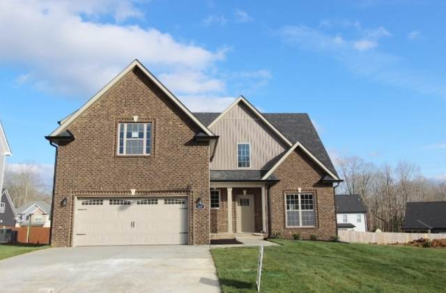 137 Sango Mills, Clarksville, TN 37043 (MLS #RTC2120683) :: Benchmark Realty