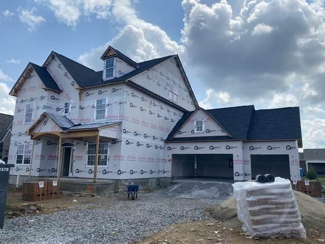 205 Broadgreen Lane Lot 187, Nolensville, TN 37135 (MLS #RTC2126927) :: Village Real Estate