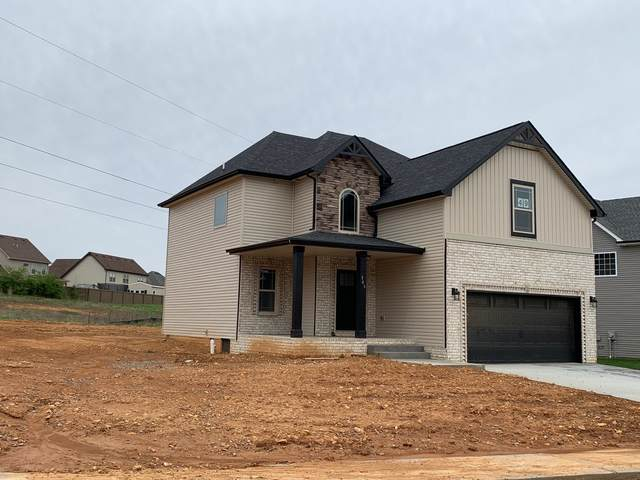 341 Rye Dr., Clarksville, TN 37043 (MLS #RTC2128085) :: John Jones Real Estate LLC