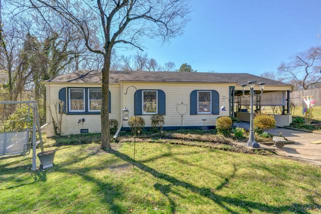 111 Draper Dr, Goodlettsville, TN 37072 (MLS #RTC2132025) :: Your Perfect Property Team powered by Clarksville.com Realty