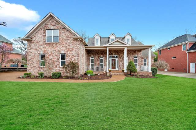 1420 Station Four Ln, Old Hickory, TN 37138 (MLS #RTC2134912) :: The Huffaker Group of Keller Williams