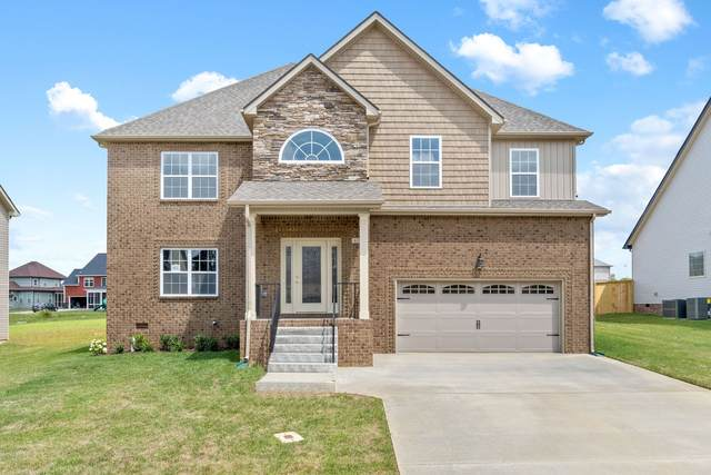 45 Reserve At Hickory Wild, Clarksville, TN 37043 (MLS #RTC2136389) :: CityLiving Group