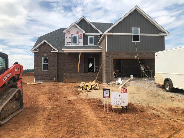 1301 Upland Terrace, Clarksville, TN 37043 (MLS #RTC2143433) :: HALO Realty