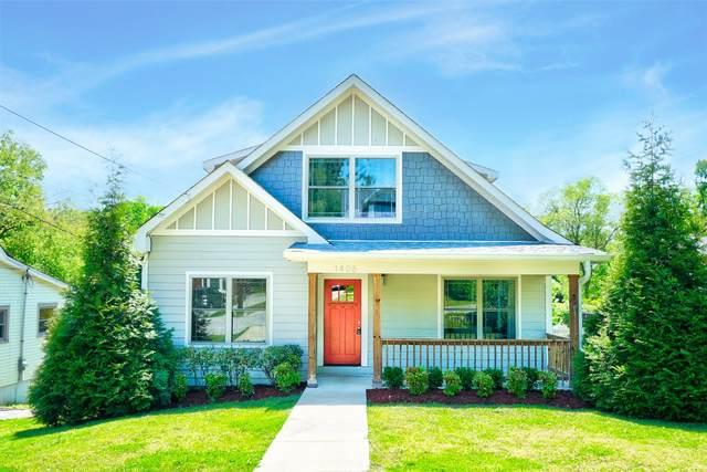 1406 Norvel Ave, Nashville, TN 37216 (MLS #RTC2144039) :: Village Real Estate