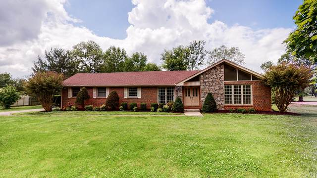 517 Mansion Dr, Brentwood, TN 37027 (MLS #RTC2149303) :: Nashville on the Move
