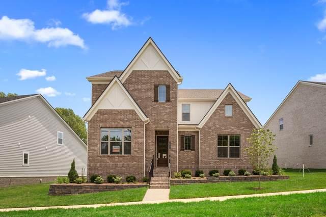 1032 Carlisle Lane #18, Franklin, TN 37064 (MLS #RTC2155462) :: EXIT Realty Bob Lamb & Associates