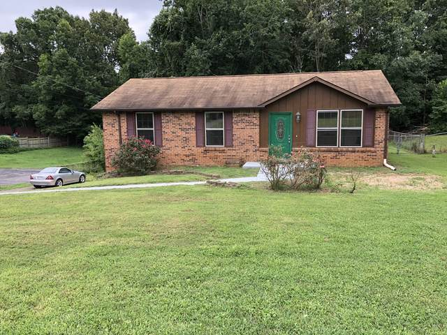 410 Newman Dr, Clarksville, TN 37042 (MLS #RTC2155725) :: The Group Campbell