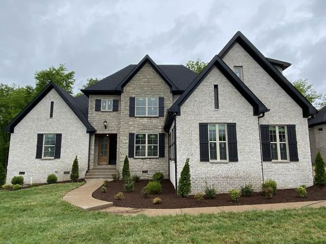 2007 Eagle View Rd S, Hendersonville, TN 37075 (MLS #RTC2161001) :: Nashville on the Move