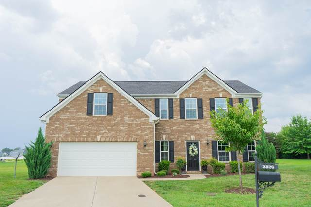 2826 Shellsford Cir, Murfreesboro, TN 37128 (MLS #RTC2166127) :: DeSelms Real Estate