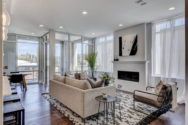 20 Rutledge St #109, Nashville, TN 37210 (MLS #RTC2172466) :: RE/MAX Homes And Estates