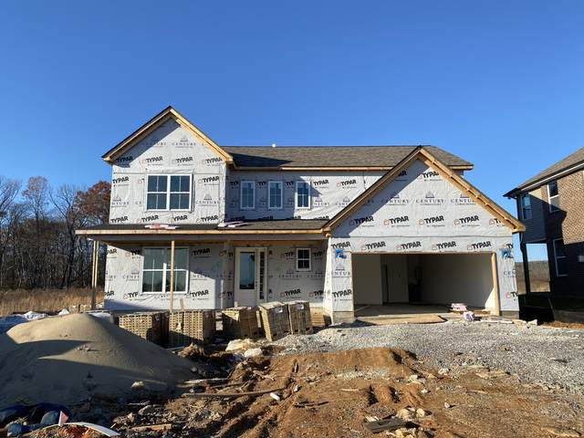 610 Disley Way (Lot 62), Murfreesboro, TN 37128 (MLS #RTC2180092) :: RE/MAX Homes And Estates