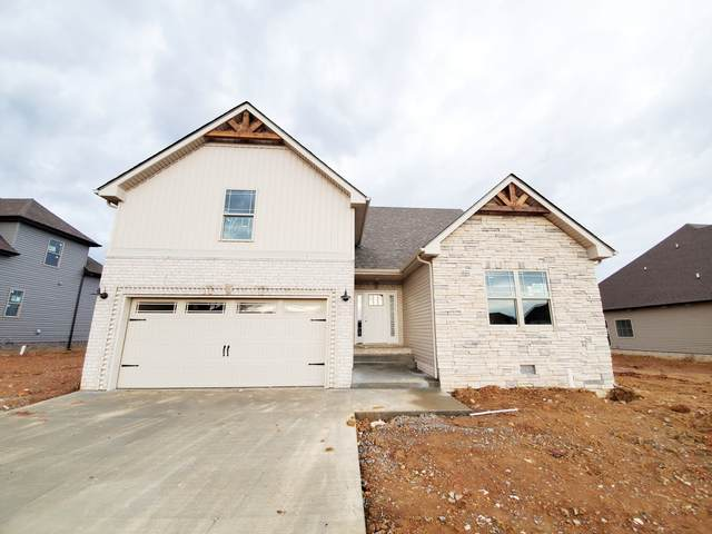 164 Easthaven, Clarksville, TN 37043 (MLS #RTC2180754) :: The DANIEL Team | Reliant Realty ERA