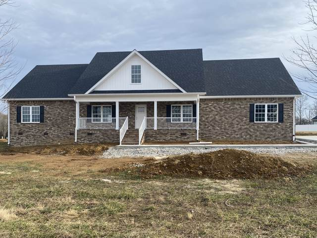 248 Bluegrass Drive, Manchester, TN 37355 (MLS #RTC2191355) :: Your Perfect Property Team powered by Clarksville.com Realty
