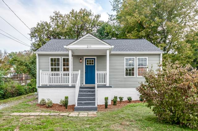 211 W 17th St, Columbia, TN 38401 (MLS #RTC2196542) :: Village Real Estate