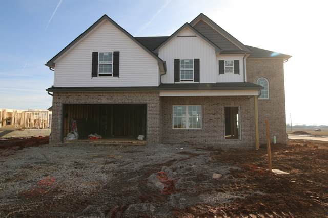 293 Summerfield, Clarksville, TN 37040 (MLS #RTC2201518) :: Morrell Property Collective | Compass RE
