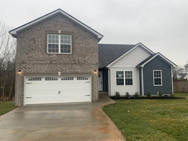 160 Spring Creek, Clarksville, TN 37040 (MLS #RTC2209255) :: RE/MAX Homes And Estates