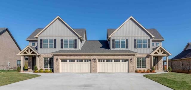 1089 Veridian Drive Unit 4B, Clarksville, TN 37043 (MLS #RTC2211640) :: Clarksville.com Realty