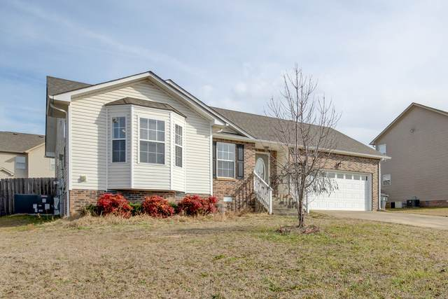 1557 Apache Way, Clarksville, TN 37042 (MLS #RTC2212484) :: The Milam Group at Fridrich & Clark Realty