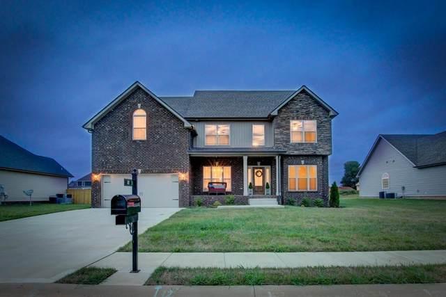 54 Griffey Estates Lot 54, Clarksville, TN 37042 (MLS #RTC2212957) :: The Huffaker Group of Keller Williams