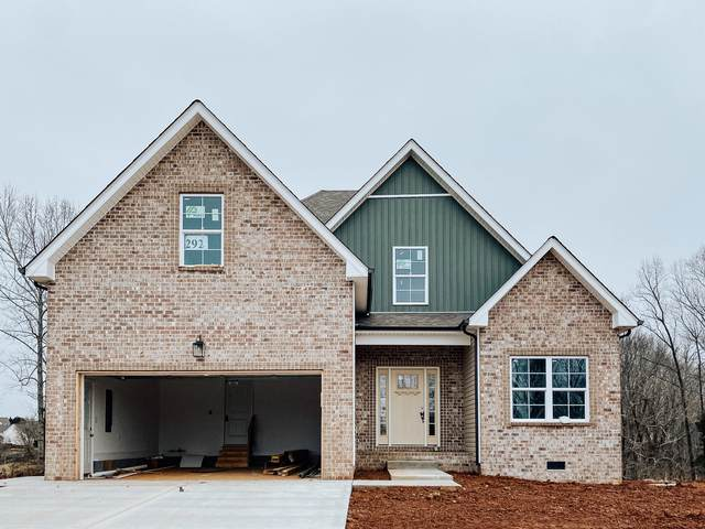 292 Poplar Hill, Clarksville, TN 37043 (MLS #RTC2216507) :: Ashley Claire Real Estate - Benchmark Realty