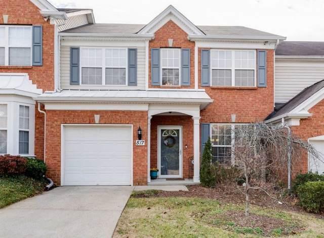 517 Old Towne Dr, Brentwood, TN 37027 (MLS #RTC2221657) :: Fridrich & Clark Realty, LLC