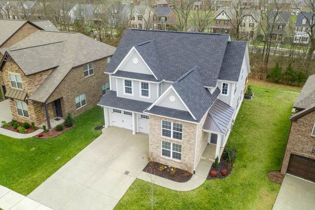 146 Monarchos Dr, Gallatin, TN 37066 (MLS #RTC2223469) :: John Jones Real Estate LLC