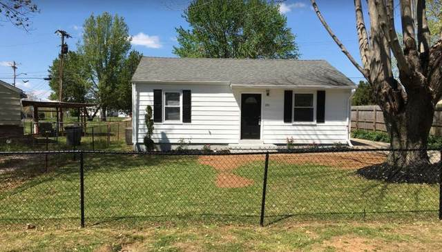 203 Burch Rd, Clarksville, TN 37042 (MLS #RTC2229697) :: The Kelton Group