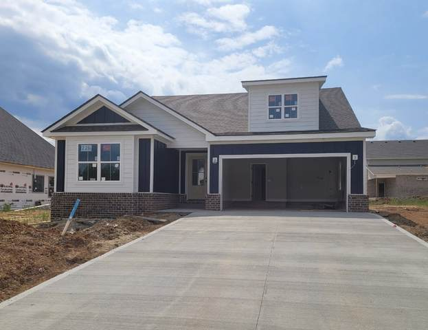 226 Hereford, Clarksville, TN 37043 (MLS #RTC2231221) :: HALO Realty
