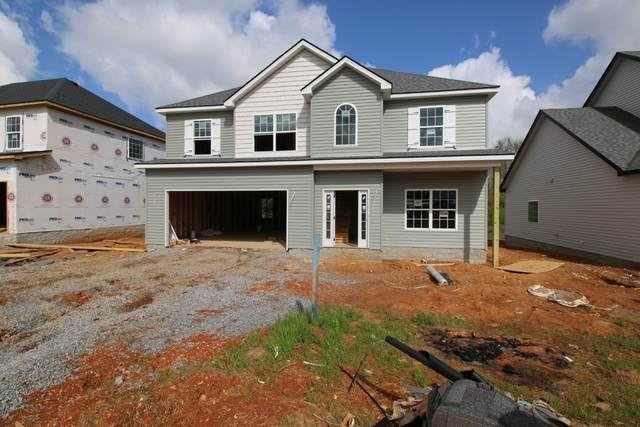 145 Chalet Hills, Clarksville, TN 37040 (MLS #RTC2232096) :: Cory Real Estate Services
