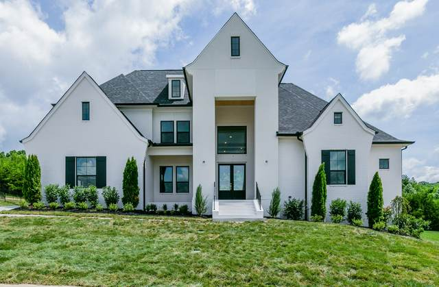 1004 Heights Blvd, Brentwood, TN 37027 (MLS #RTC2236130) :: Cory Real Estate Services