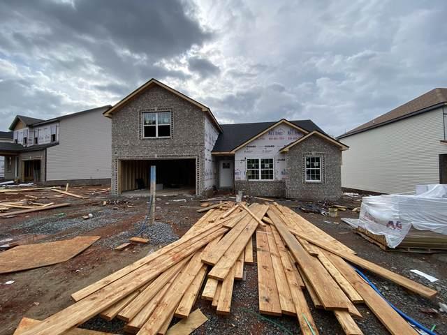 33 Charleston Oaks, Clarksville, TN 37042 (MLS #RTC2244428) :: Nashville Home Guru