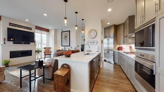 20 Rutledge St #309, Nashville, TN 37210 (MLS #RTC2246288) :: Cory Real Estate Services