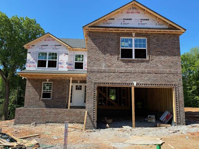 153 Glenstone, Clarksville, TN 37043 (MLS #RTC2250434) :: RE/MAX Fine Homes