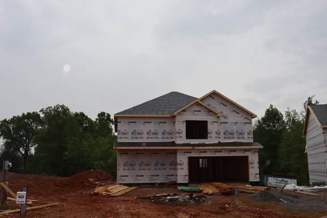 160 Glenstone, Clarksville, TN 37043 (MLS #RTC2250662) :: The Helton Real Estate Group