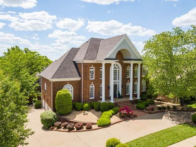 124 Blue Ridge Trce, Hendersonville, TN 37075 (MLS #RTC2252692) :: RE/MAX Homes and Estates, Lipman Group