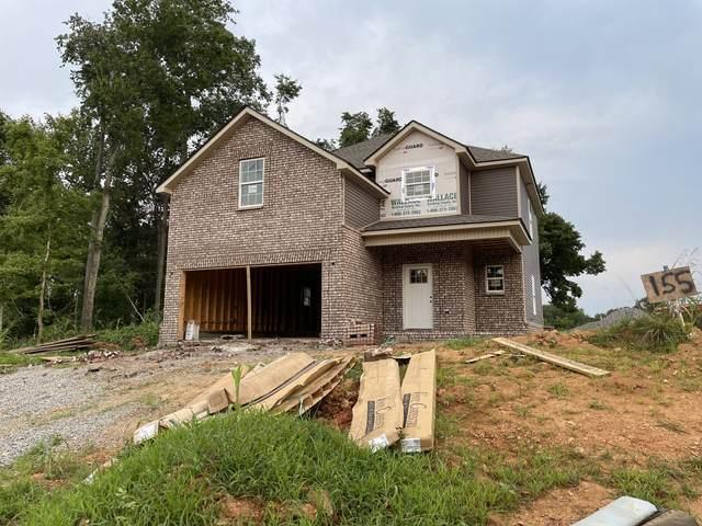 396 Kristie Michelle Ln, Clarksville, TN 37042 (MLS #RTC2255345) :: Platinum Realty Partners, LLC