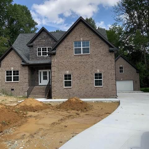 0 Winterberry Cir, Manchester, TN 37355 (MLS #RTC2258221) :: John Jones Real Estate LLC