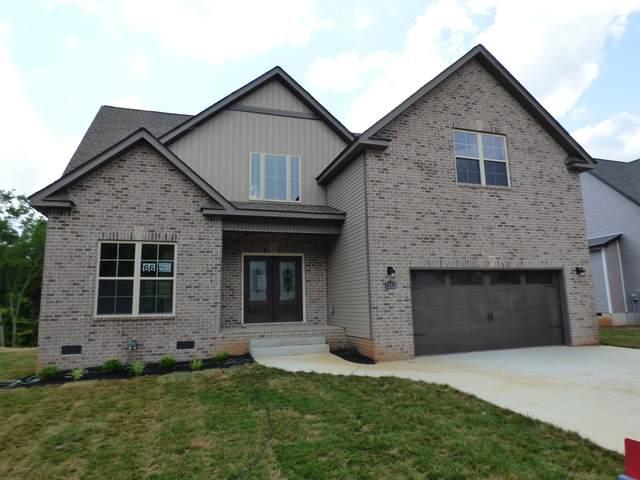 1262 Highgrove Ln, Clarksville, TN 37043 (MLS #RTC2261585) :: Village Real Estate