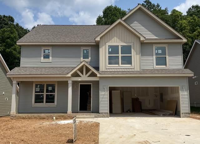 165 Chalet Hills, Clarksville, TN 37040 (MLS #RTC2262268) :: Nashville on the Move
