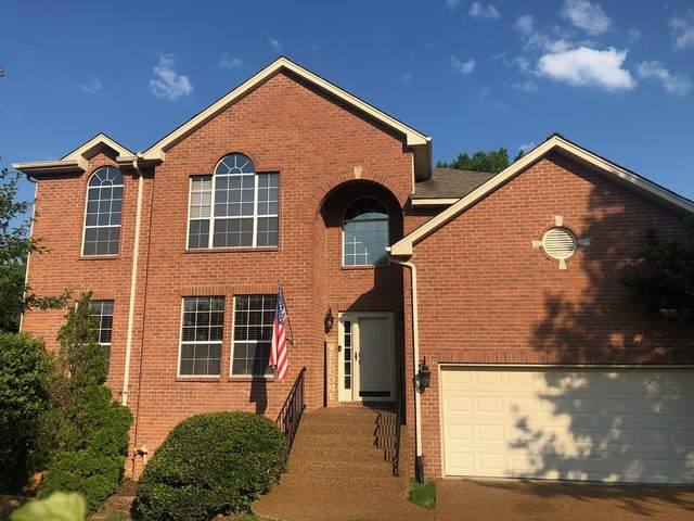 1008 S Clubhouse Ct, Franklin, TN 37067 (MLS #RTC2262329) :: Felts Partners