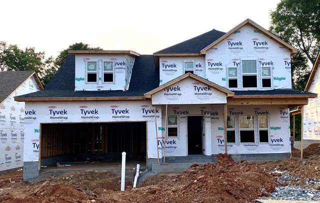 23 Charleston Oaks, Clarksville, TN 37042 (MLS #RTC2267619) :: Real Estate Works