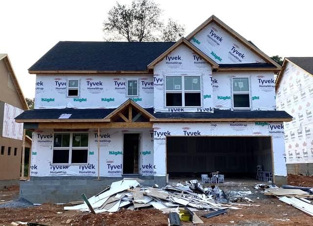 25 Charleston Oaks, Clarksville, TN 37042 (MLS #RTC2267622) :: Real Estate Works