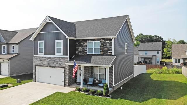 1144 Christian James Ct, Clarksville, TN 37043 (MLS #RTC2269135) :: Candice M. Van Bibber | RE/MAX Fine Homes
