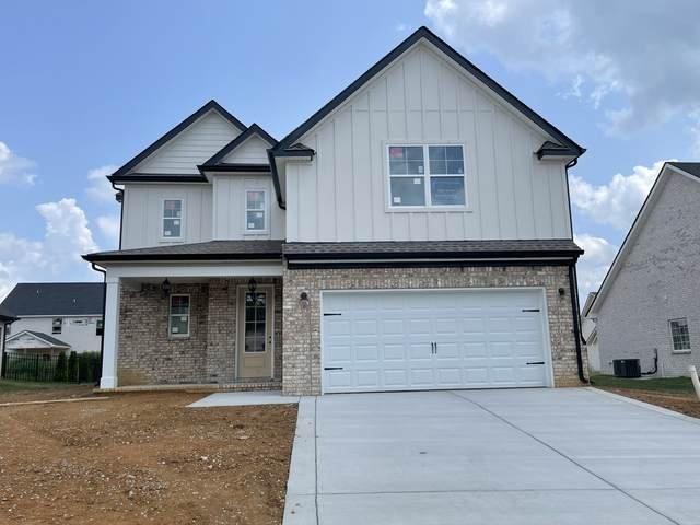 835 Jersey Dr, Clarksville, TN 37043 (MLS #RTC2270337) :: The Home Network by Ashley Griffith