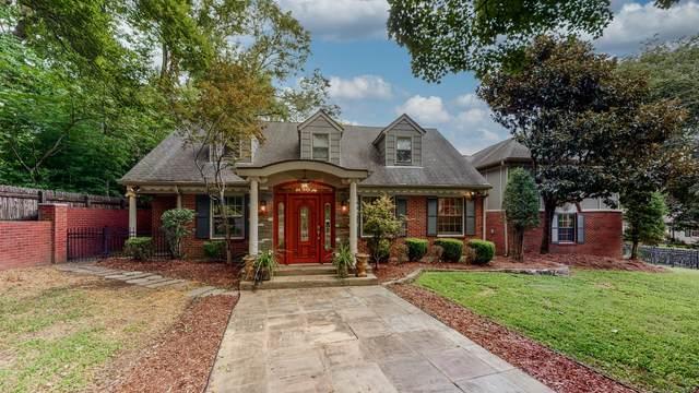 3706 Granny White Pike, Nashville, TN 37204 (MLS #RTC2273369) :: John Jones Real Estate LLC